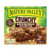Nature Valley Knapperige haver met chocolade repen