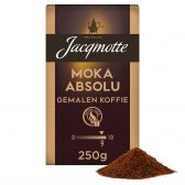 Jacqmotte Absolu gemalen koffie
