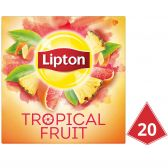 Lipton Tropisch fruit zwarte thee