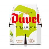 Duvel Tripel hop citra blond bier