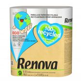 Renova Ecologisch recycled keukenrol XXL