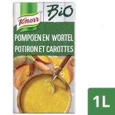 Knorr Organic pumpkin carrot soup
