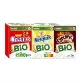 Nestle Organic breakfast cereals mix mini