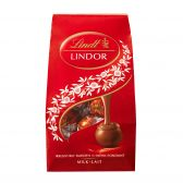 Lindt Lindor milk chocolate balls