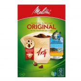 Melitta Bruine 1 x 4 koffiefilters