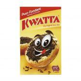 Kwatta Pure chocolade hagelslag