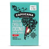 Capsicana Chili kokosnoot saus