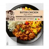 Delhaize Indian chicken of Sergio Herman (at your own risk, no refunds applicable)