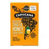 Capsicana Chili honing saus