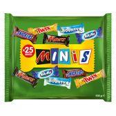 Mars Chocolate mixed minis