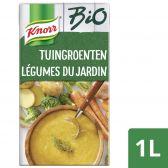 Knorr Organic garden vegetables soup