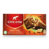 Cote d'Or Milk chocolate with hazelnut pieces tablet