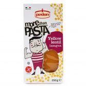 Perdon More than Pasta Yellow lentil lasagne