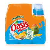 Oasis Tropical lemonade 6-pack