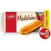 Lotus Madeleines