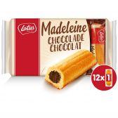 Lotus Chocolade Madeleines