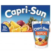 Capri Sun Tropical lemonade 10-pack