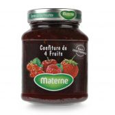 Materne 4 Vruchten confituur