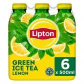 Lipton Ice tea green lemon 6-pack