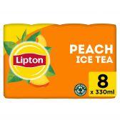 Lipton Ice tea peach 8-pack
