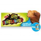Lotus Melkchocolade dinosaurus koekjes