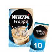 Nescafe Frappe coffee