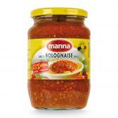 Manna Bolognaise extra sauce large