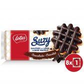Lotus Suzy Luikse chocolade wafels