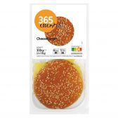 Delhaize 365 Cheeseburger (at your own risk, no refunds applicable)