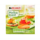 Delhaize Ronde melba toasts