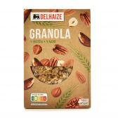 Delhaize Krokante granola met 4 noten