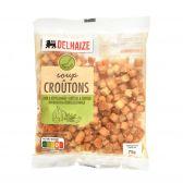 Delhaize Garlic-chervil crouton cubes