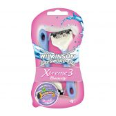 Wilkinson Sword Xtreme 3 beauty disposable razor blades