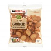 Delhaize Round crusts natural