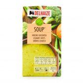 Delhaize Green vegetable soup