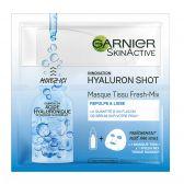 Garnier Hyaluron wipes mask skin active