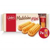 Lotus Mini madeleines