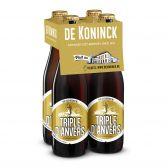 De Koninck Tripel d'Anvers tripel bier