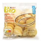 Delhaize Biologische aardappel schijfjes (voor uw eigen risico, geen restitutie mogelijk)