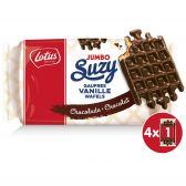 Lotus Belgische chocolade jumbo wafels