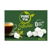 Pure Via Zoetstof stevia klontjes