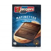 Jacques Dark chocolate matinettes 60%