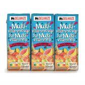 Delhaize Multivitamine juice for kids 6-pack