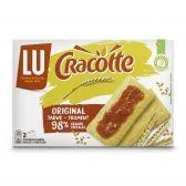 LU Cracotte wheat gains