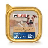 Delhaize Poultry terrine dog food small