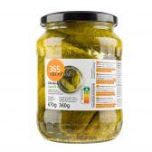 Delhaize 365 Sweet sour pickles