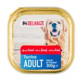 Delhaize Beef terrine dog food small