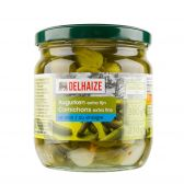 Delhaize Extra fine pickles in vinegar