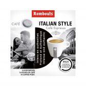 Rombouts Italiaanse stijl koffiepads