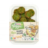 Delhaize Organic falafel original (at your own risk, no refunds applicable)